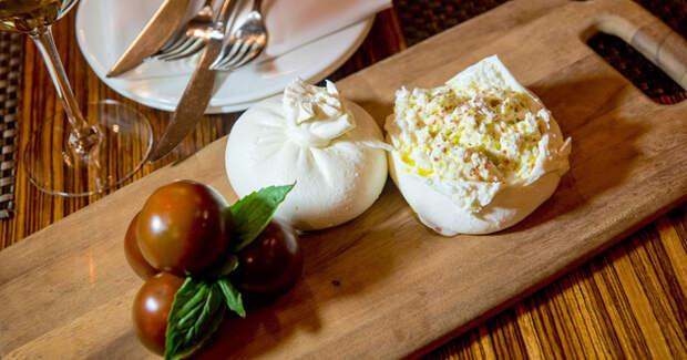 Сыр буррата – что это такое, как правильно приготовить сыр, рецепты с ним