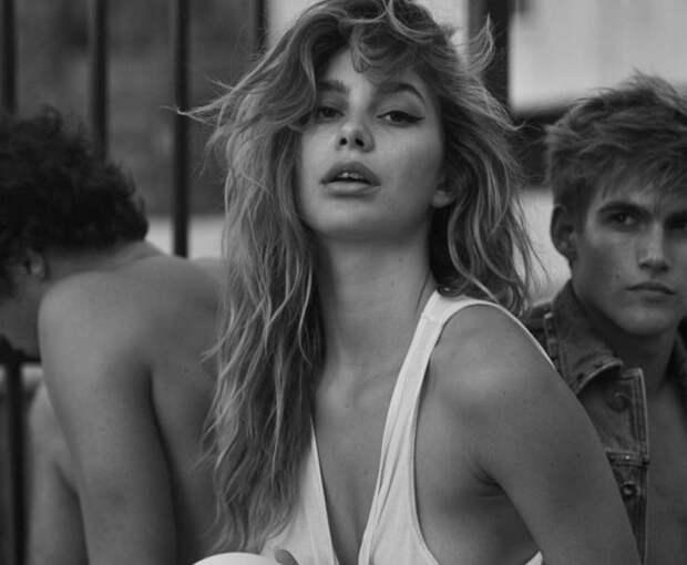 У Леонардо Ди Каприо новая подружка —  20-летняя Камила Морроне