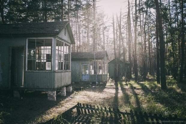 Пионерский лагерь в Чернобыльской зоне. Окунись в советское детство!