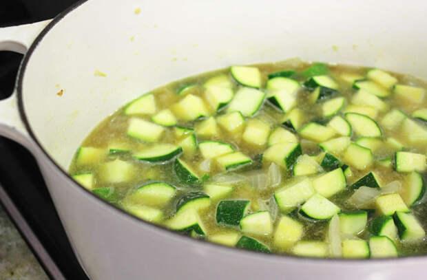 Самые вкусные овощные похлебки