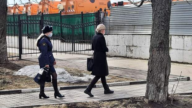 Навальнисты продолжают превращать российские суды в балаган