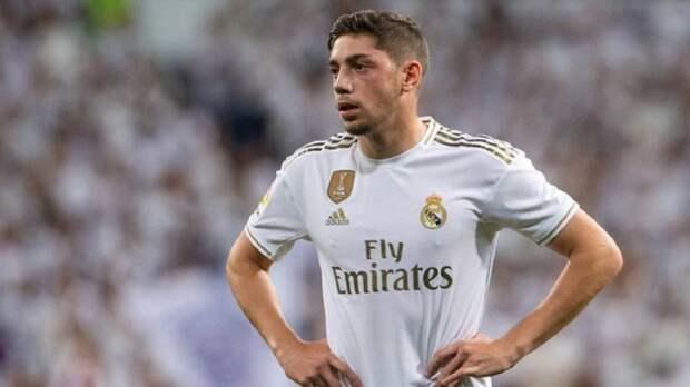 У игрока «Реала» Вальверде выявили коронавирус