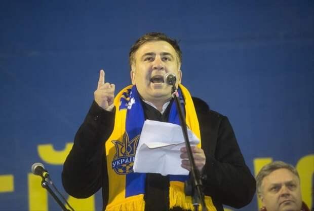 Эксперты: Американские покровители Петра Порошенко передали Саакашвили ему «в нагрузку»