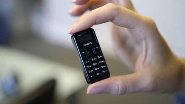 Топ 5 самых необычных телефонов