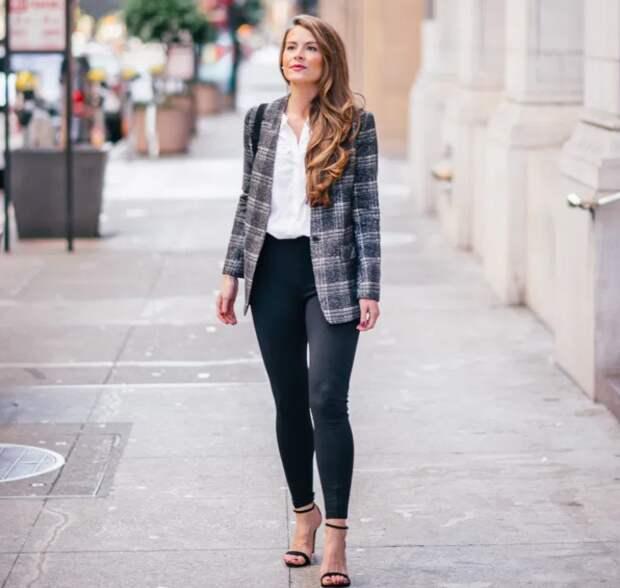 Как носить модный пиджак бойфренд: пять подсказок