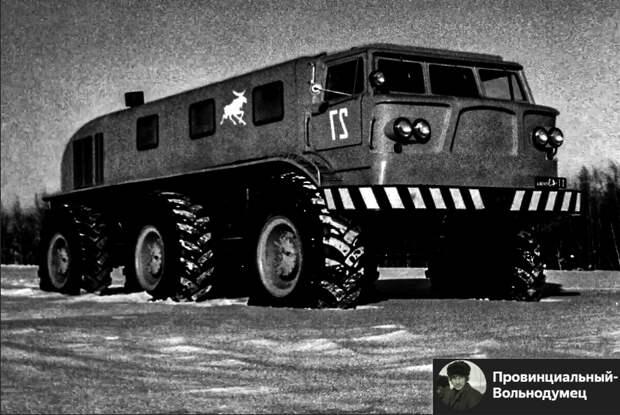Особенные раритетные автомобили СССР которые не вышли в производство
