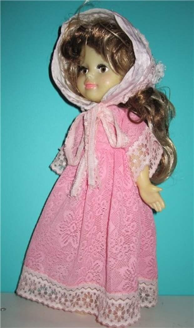 Куклы советских девочек