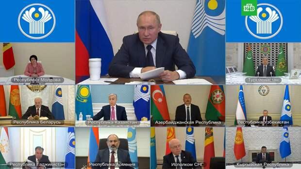 Путин: мигрантам в РФ нужно как минимум знать русский язык