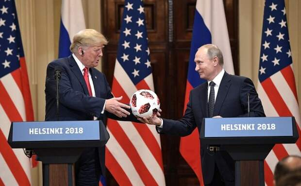 О чём договорились Путин и Трамп?