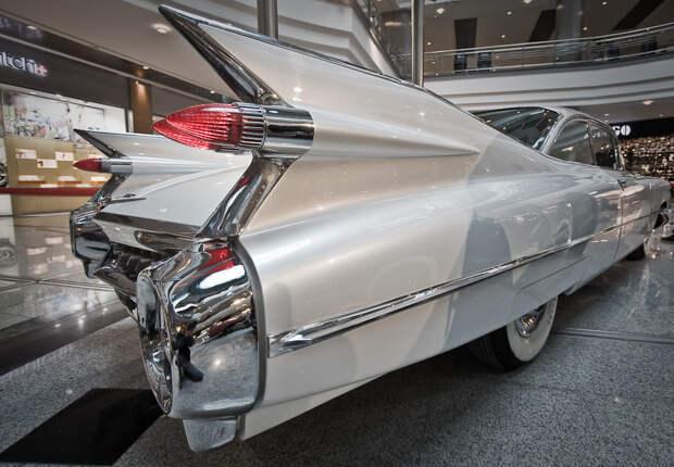 35 фото о том, какими красивыми были машины в Америке 50-х