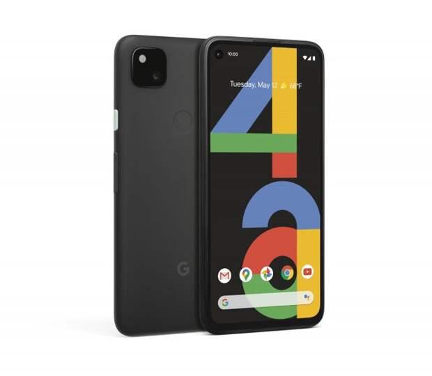 Анонсированы смартфоны Google Pixel 5, Pixel 4A 5G и Pixel 4A