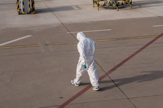 В России зарегистрировано минимальное число заразившихся коронавирусом с сентября 2020 года