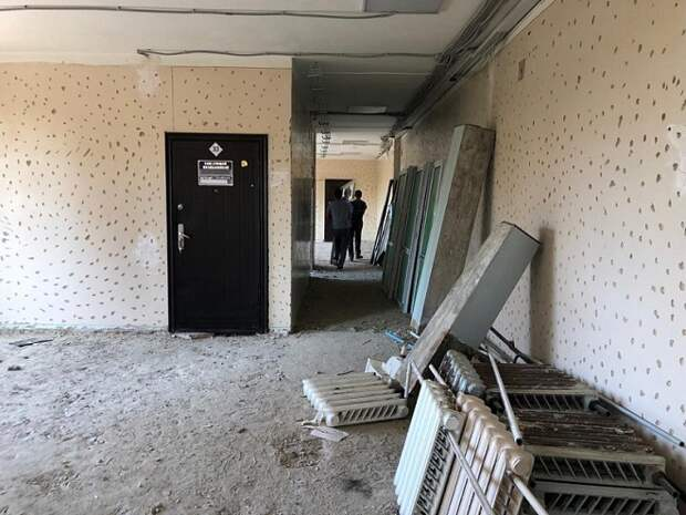 В Кропоткине на капремонт поликлиники потратят 15 млн рублей