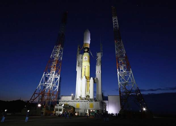 Япония запустила к МКС грузовой корабль с прототипом космического лифта