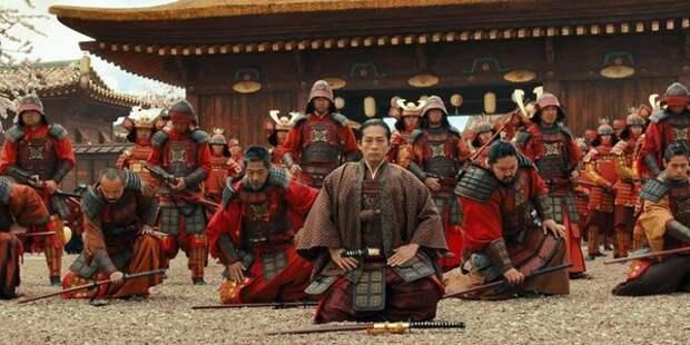 Кадр из фильма «47 ронинов»