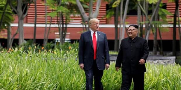 Ким – Трамп: к большой цели мелкими шагами