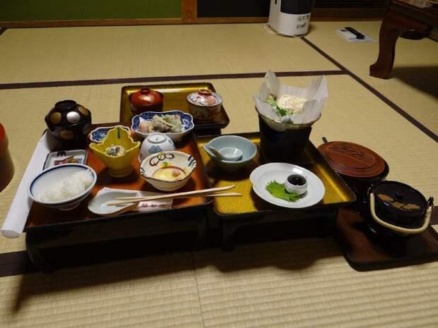 Еда и питание в Японии