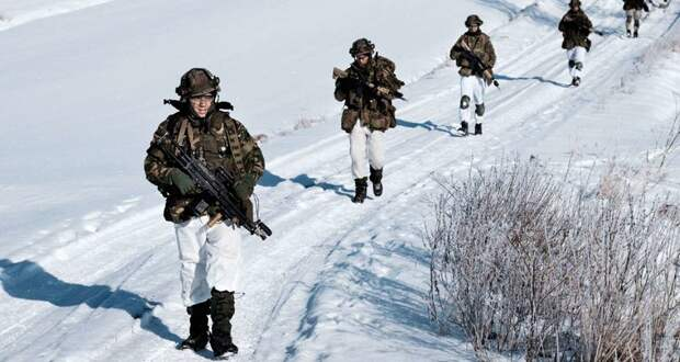 NATO стягивает войска на Крайний Север
