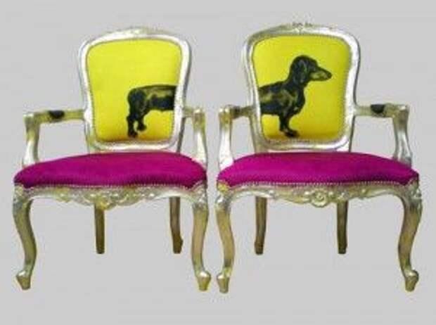 перетяжки стульев