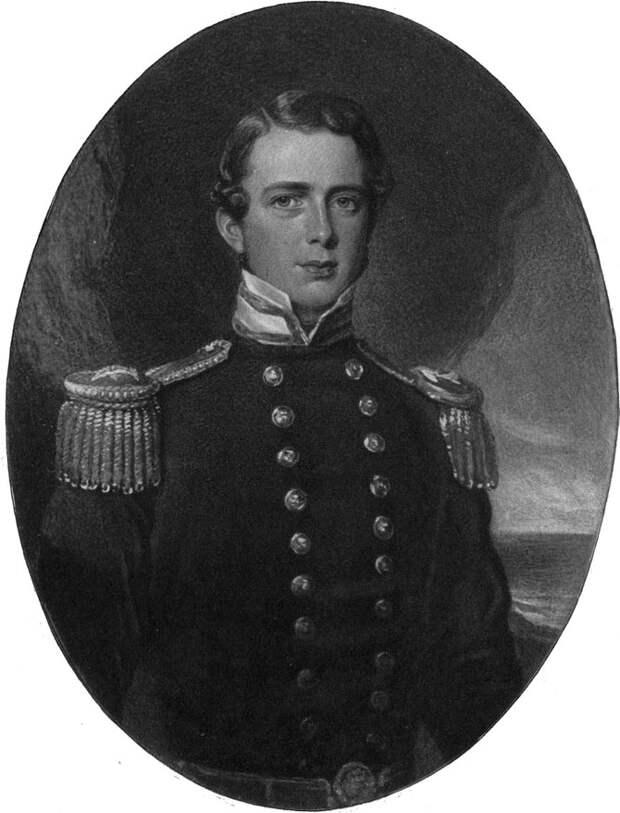Вице-адмирал Джордж Трайон