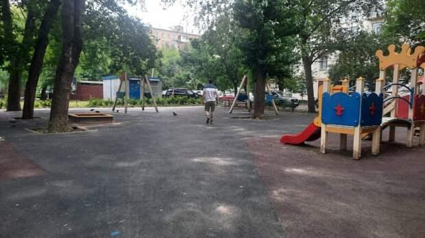 Пыльцу с улицы Зорге очистят при помощи моющей техники – управа