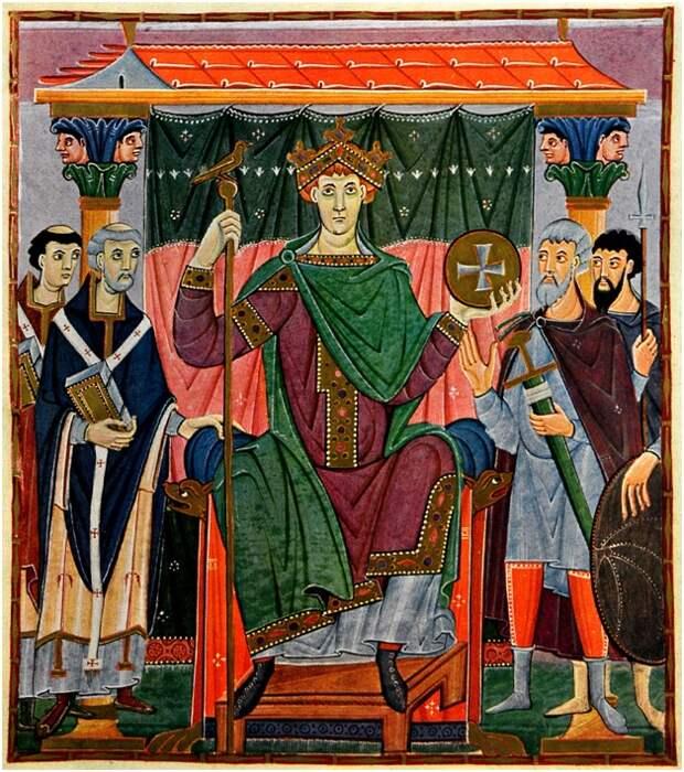 Рыжие короли в мировой истории