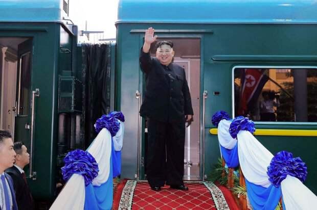 4 факта о том, как Ким Чен Ын кутил с девственницами на бронепоезде