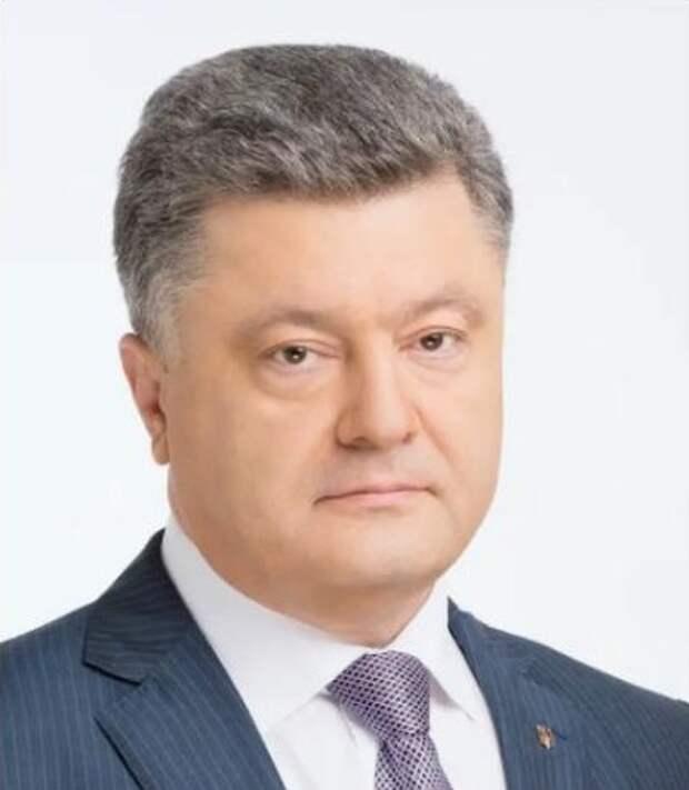 Россия ввела санкции против Порошенко