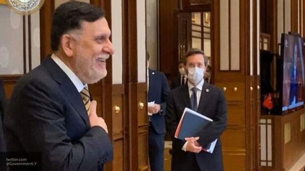 Саррадж покинет пост главы ПНС Ливии