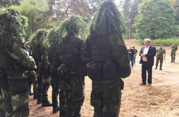 """Швеция решила увеличить военные расходы из-за """"российской угрозы"""""""