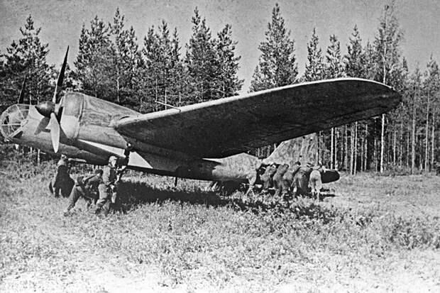 Как советские бомбардировщики поздравили японцев с 23 февраля в 1938 году