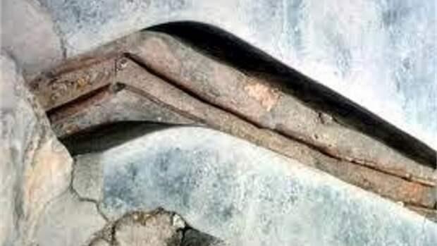 Ученые нашли металлические трубы возрастом 150 тысяч лет