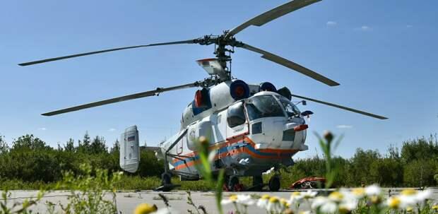 Корпус института Склифосовского с вертолетной площадкой откроют в 2022 году