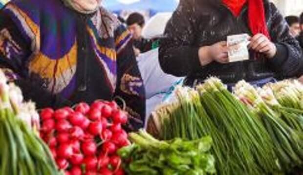 Москва ставит рекорды - щавель продают по 700 рублей за кило, дороже мяса