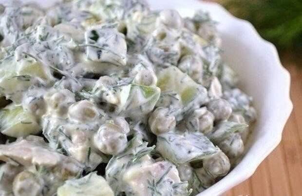 Салат Леди - очень вкусно, просто и быстро