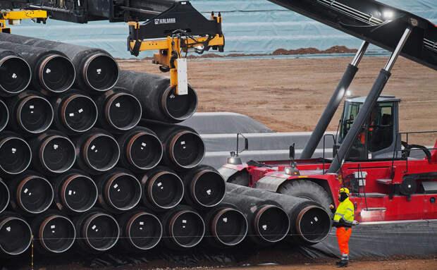 Польша и Украина требуют от Байдена «положить конец» «Северному потоку — 2»