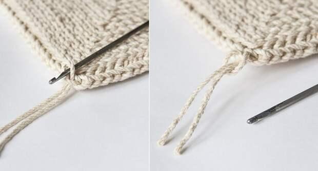 Вязание крючком по канве (Diy)