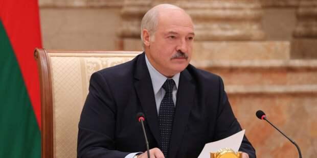 Лукашенко об экономической обстановке и «хождениях по улицам»