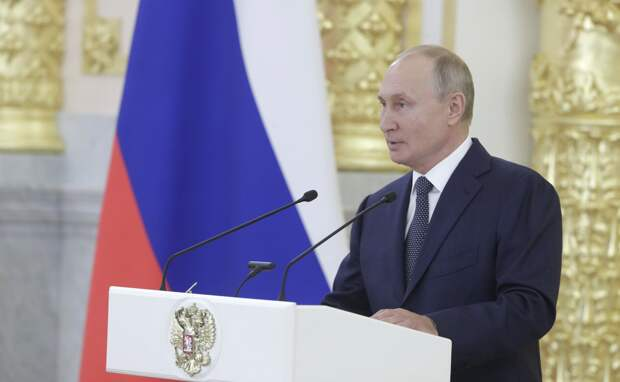 Путин раскрыл цель поправок в Конституцию