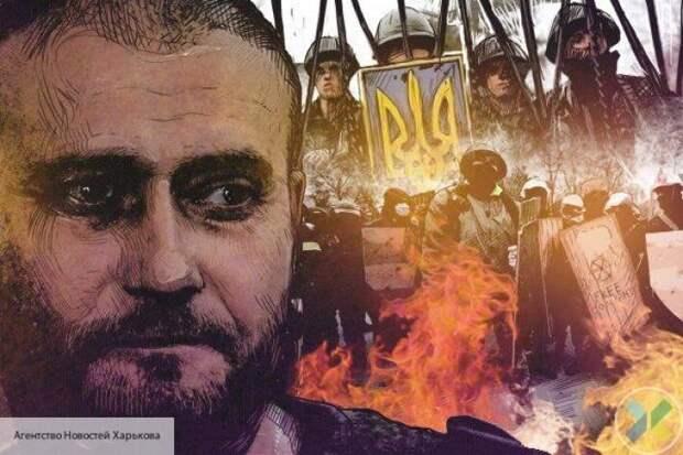 Ярош и схрон с БТР: зачем украинскому радикалу целый арсенал оружия в Донбассе и Днепре