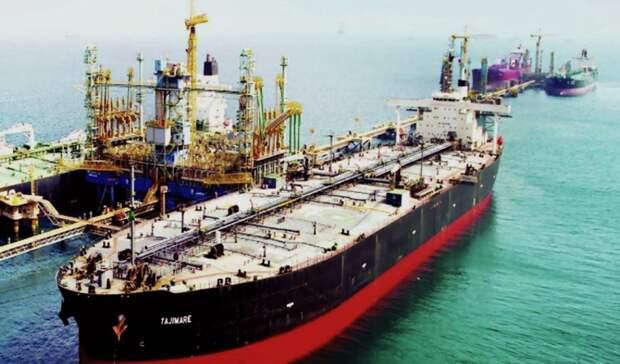 Почти на50% сократился импорт нефти США изСаудовской Аравии
