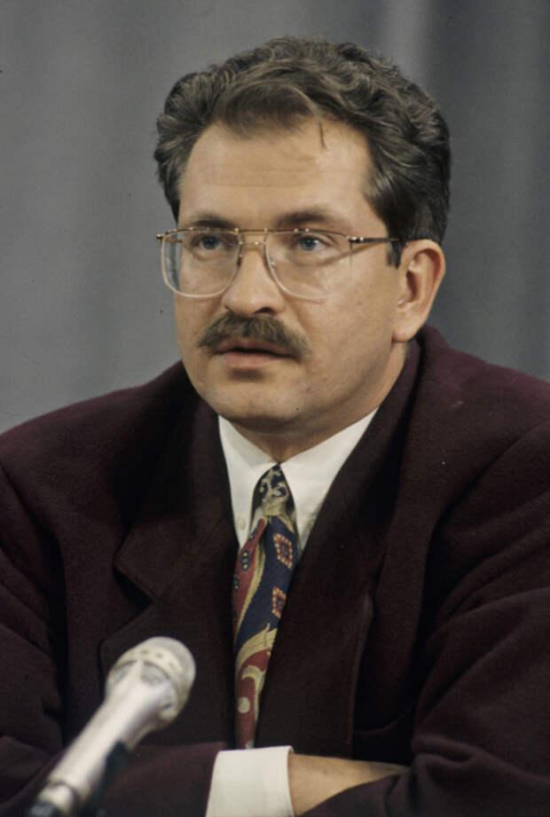 Владислав Листьев. / Фото: www.rapsinews.ru