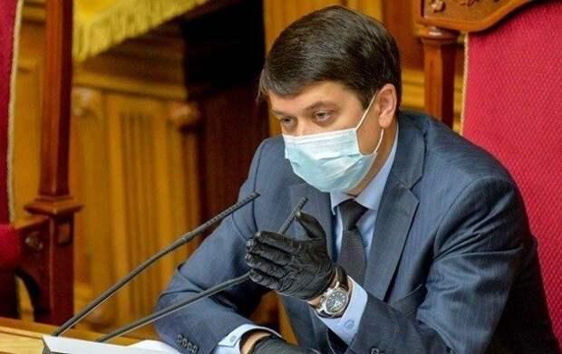 Вспышки Covid-19 покосили украинский парламент