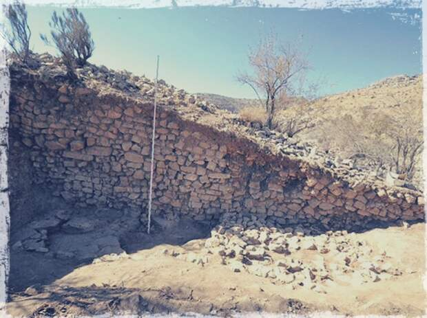 Крепость Узундара