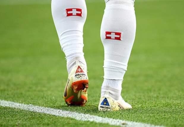 Сербия— Швейцария: Футбол сполитической символикой