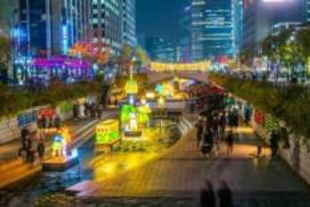 «Сеульский фестиваль фонарей 2020» в новом формате