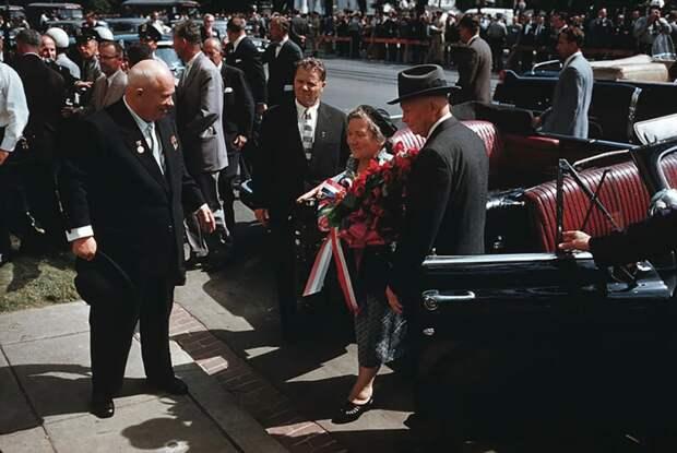 Её боялись больше главы СССР Хрущева