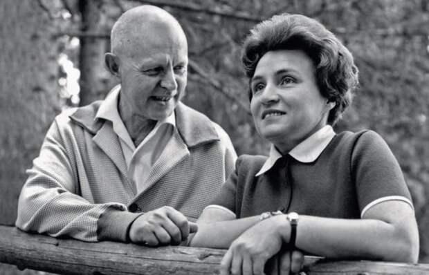 Всеволод Голубинов и Симона Шанжё. / Фото: www.anngolon-angelique.com