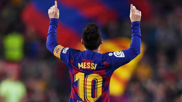 Месси вышел на первое место в истории «Барселоны» по числу проведенных матчей в Ла Лиге