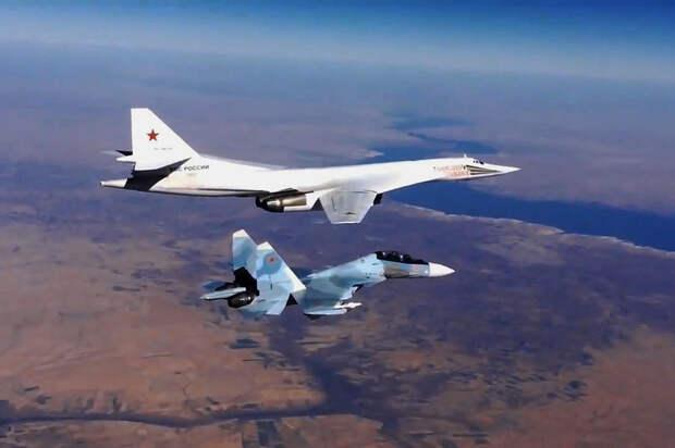 Терпение лопнуло: «Белые лебеди» над Балтикой семь часов кошмарили натовских провокаторов